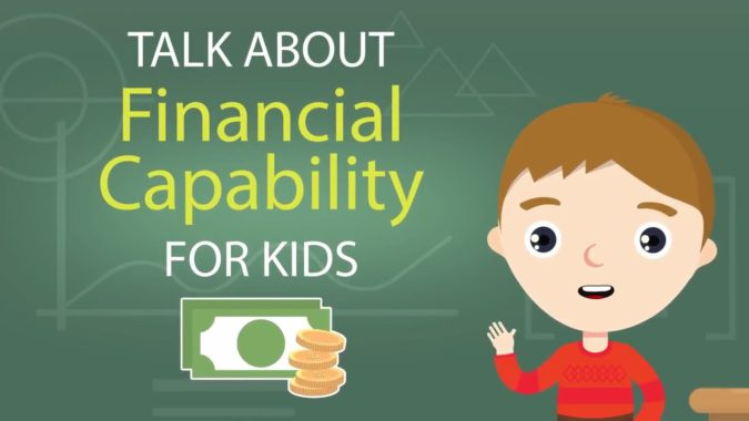 financial resources for kids